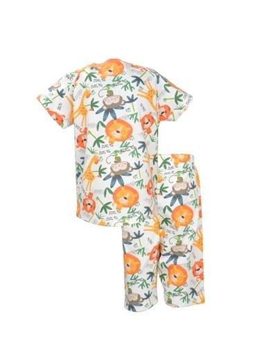 Zeyland Aslan Desenli Jungle Pijama Takımı (1-6yaş) Aslan Desenli Jungle Pijama Takımı (1-6yaş) Renkli